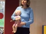 Großer DRK-Erste Hilfe Kurs am Kind