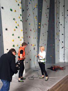 Dreharbeiten Rhein Neckar Fernsehen