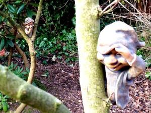 Kobolde im Baum