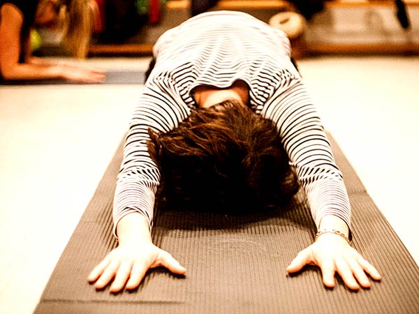 Übung für einen starken Rücken