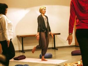 Teilnehmer beim ZENbo Balance Kurs