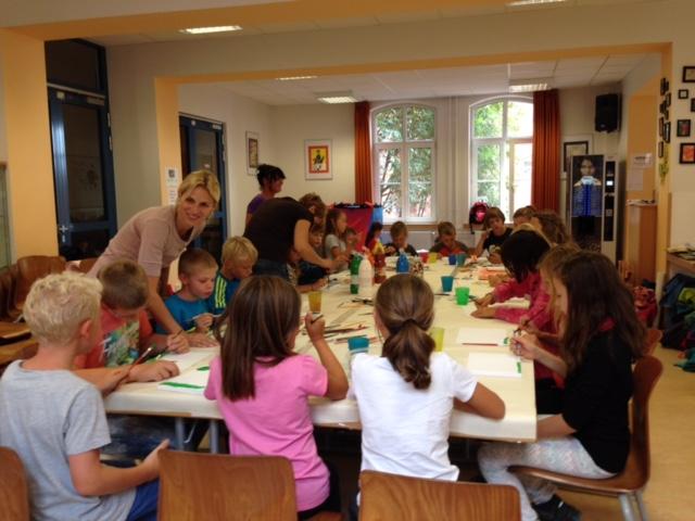kreative Kids mit ZENbo