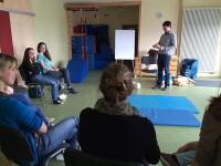 DRK Erste Hilfe Kurs: Herr Fischer