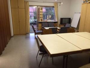 Evangelisches Gemeindehaus Saal